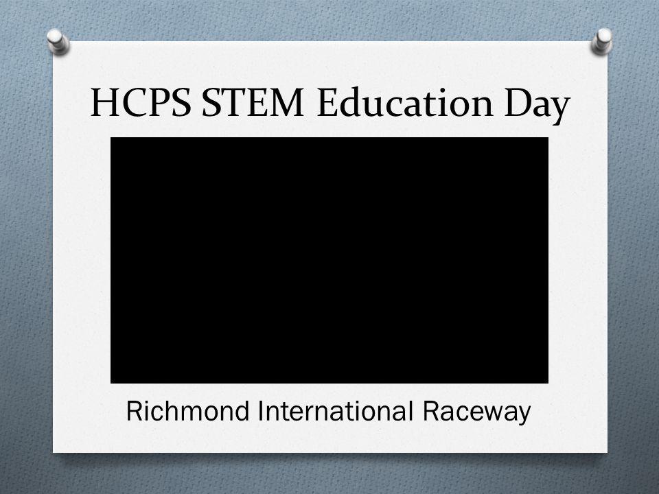 HCPS STEM Education Day Richmond International Raceway