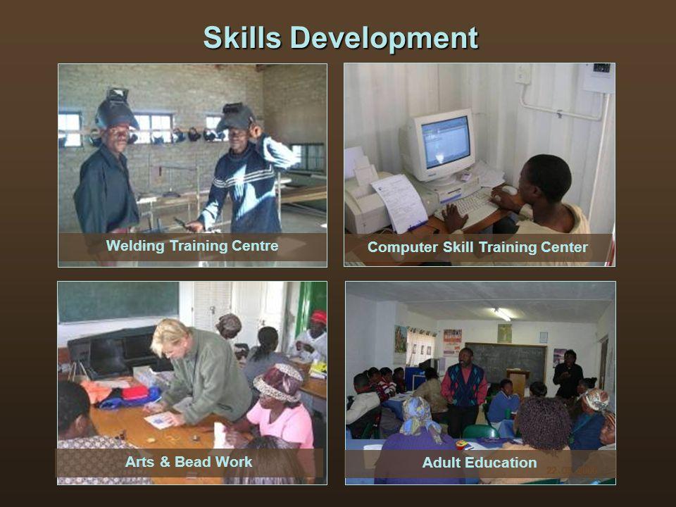 Skills Development Welding Training Centre Computer Skill Training Center Adult Education Arts & Bead Work