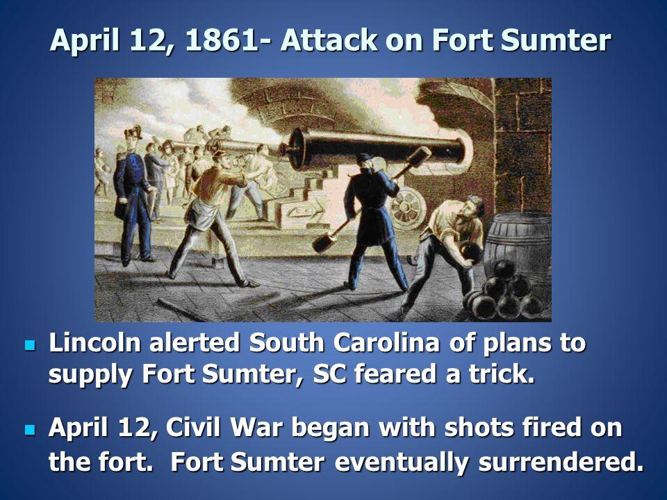 Four More States Join Confederacy; Tennessee, Arkansas, Virginia & North Carolina April 1861 Virginia North Carolina Tennessee Arkansas