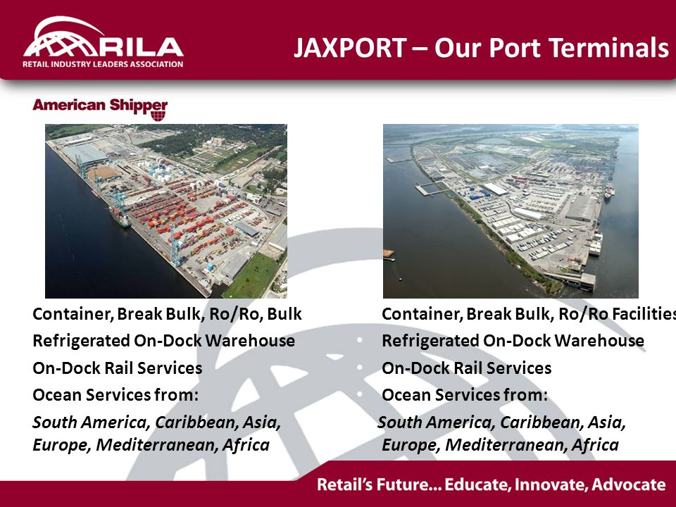 Current service - Two vessel calls per week Vessels arriving & departing on schedule 181,894 TEUs handled in 2008 Best terminal velocity on west coast (avg 30+ container lifts per hour) Dwell Time: Avg.