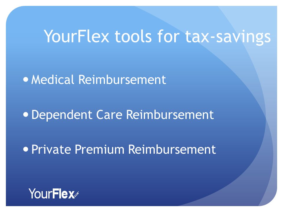 How can you spend your tax-free dollars using YourFlex.