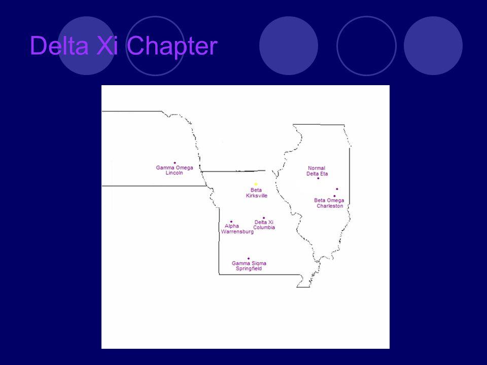 Delta Xi Chapter