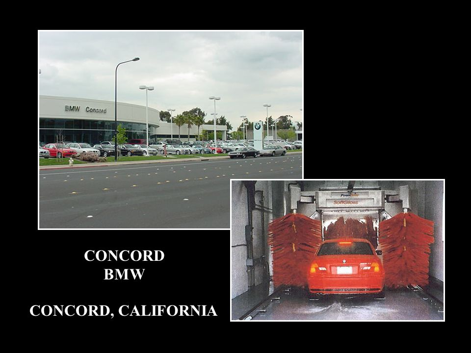 CONCORD BMW CONCORD, CALIFORNIA