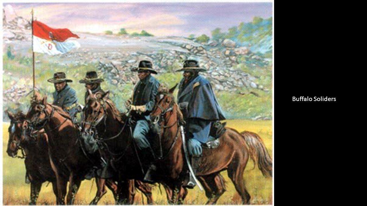 Buffalo Soliders