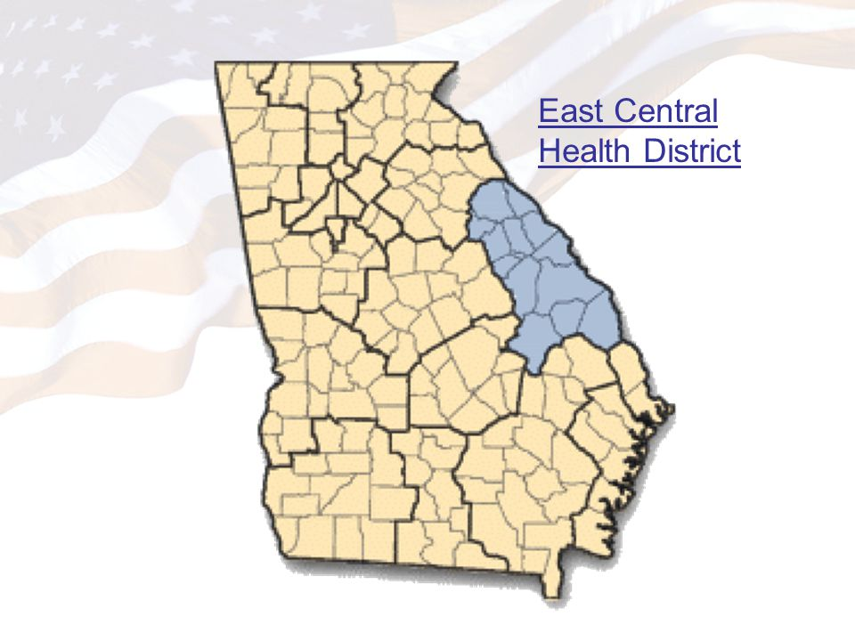 East Central Health District