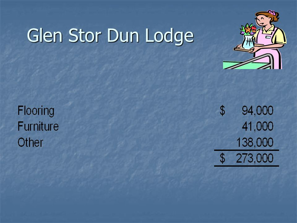 Glen Stor Dun Lodge