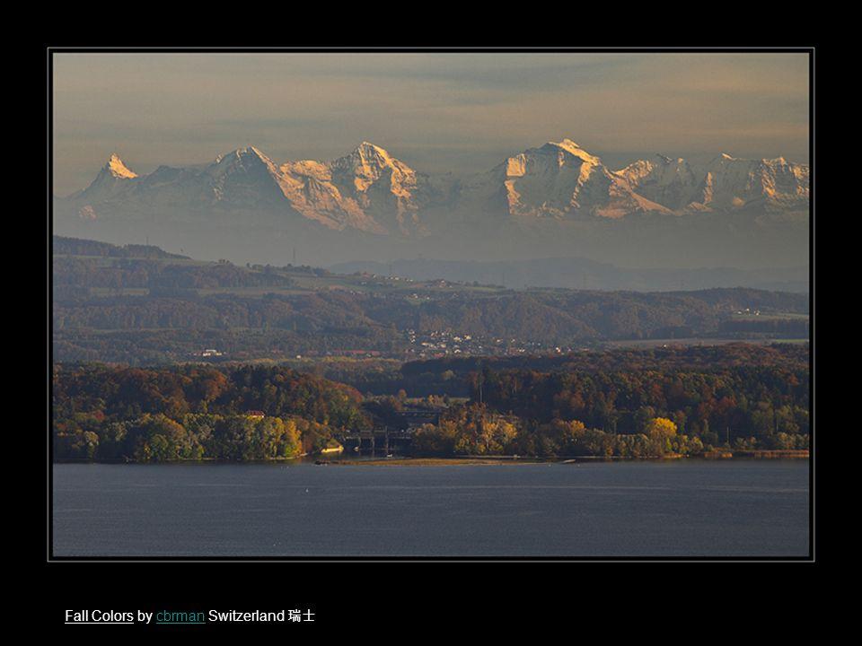 Fall Colors by cbrman Switzerland 瑞士cbrman