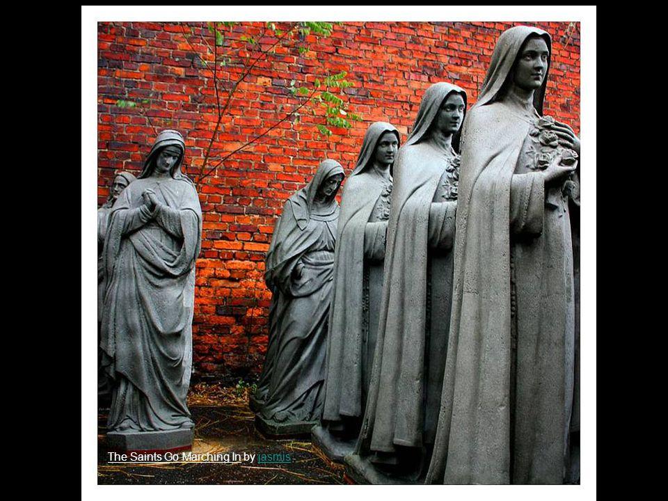The Saints Go Marching In by jasmisjasmis