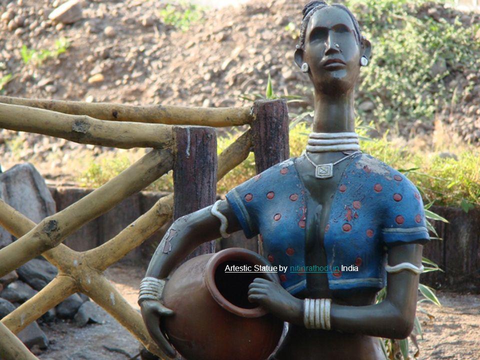 Artestic Statue by nitinrathod_in Indianitinrathod_in