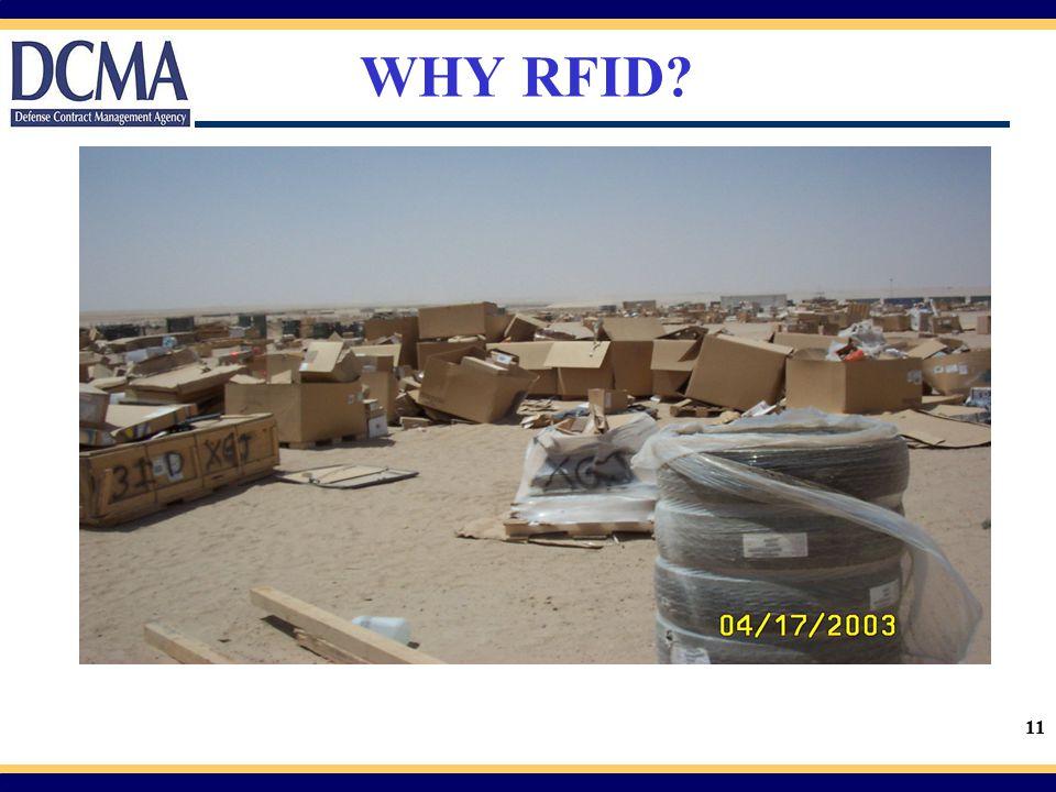 11 WHY RFID?