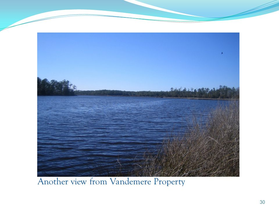 Another view from Vandemere Property 29