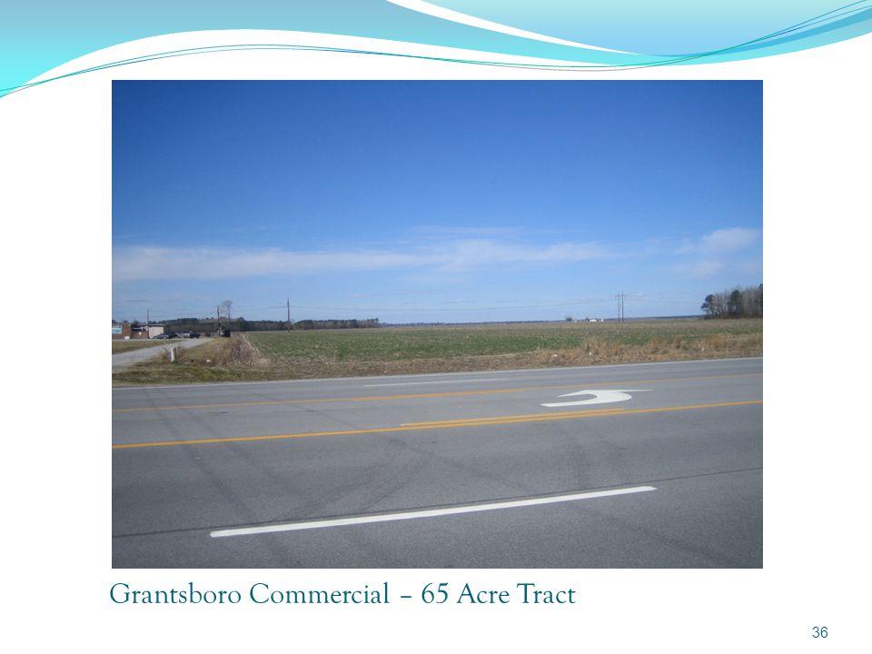 Grantsboro Commercial – 65 Acre Tract 35