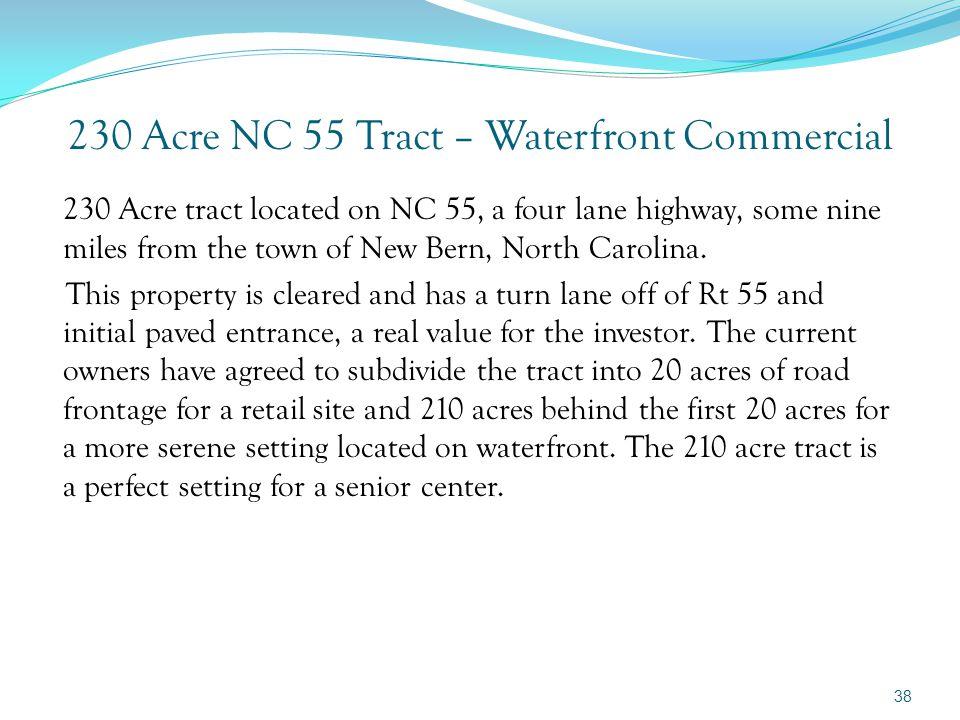 Grantsboro Commercial – 65 Acre Tract ( across street ) 37