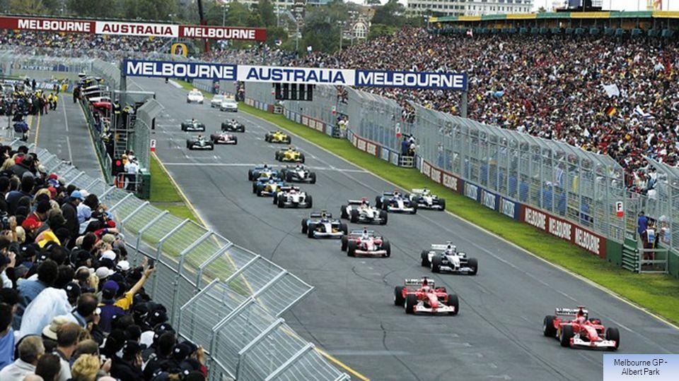 Melbourne GP – Albert Park
