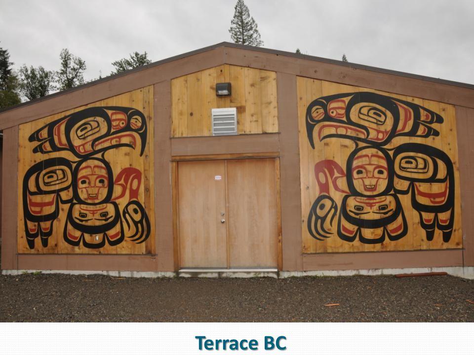 Terrace BC