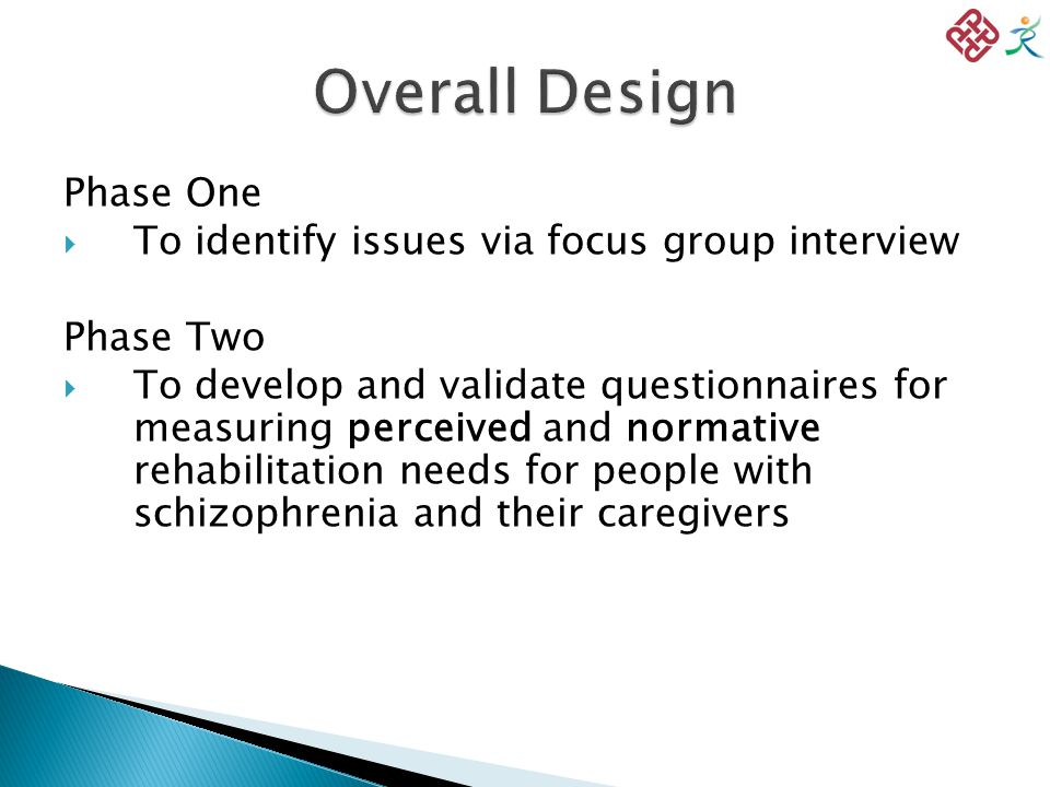  Allocate more resources in terms of funding and manpower on the provision of rehabilitation services (e.g., family intervention, psychotherapy, etc).