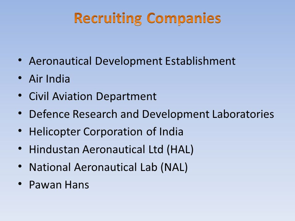 Aeronautical Development Establishment Air India Civil Aviation Department Defence Research and Development Laboratories Helicopter Corporation of Ind