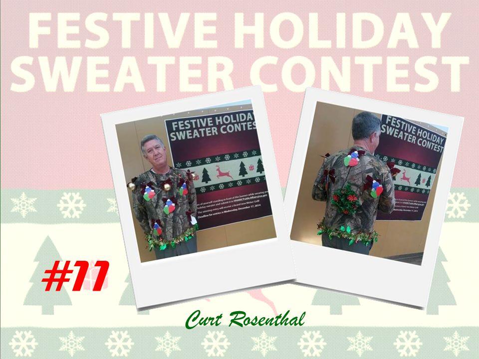 #11 Curt Rosenthal