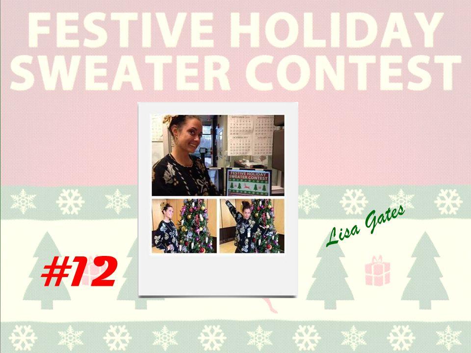 #12 Lisa Gates