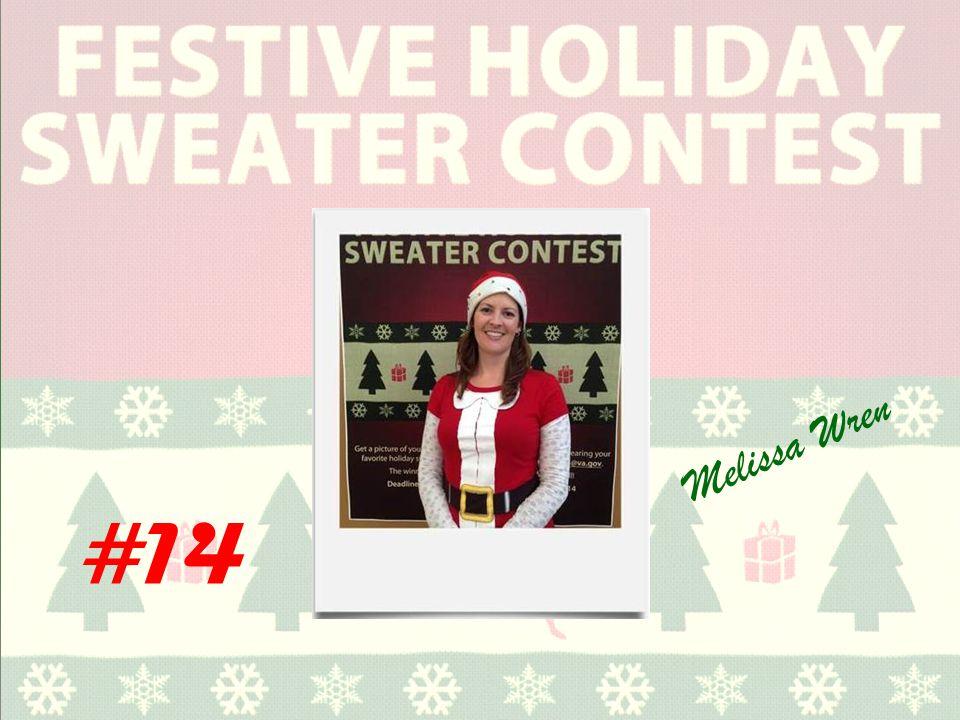 #14 Melissa Wren