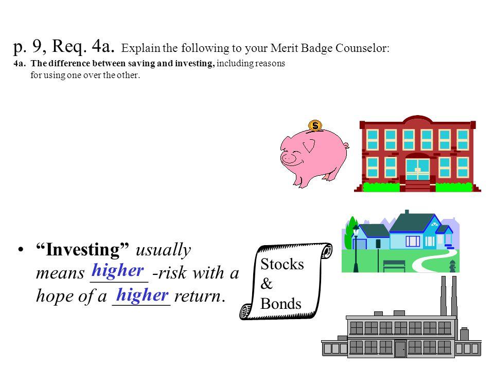 Example Savings Goal: