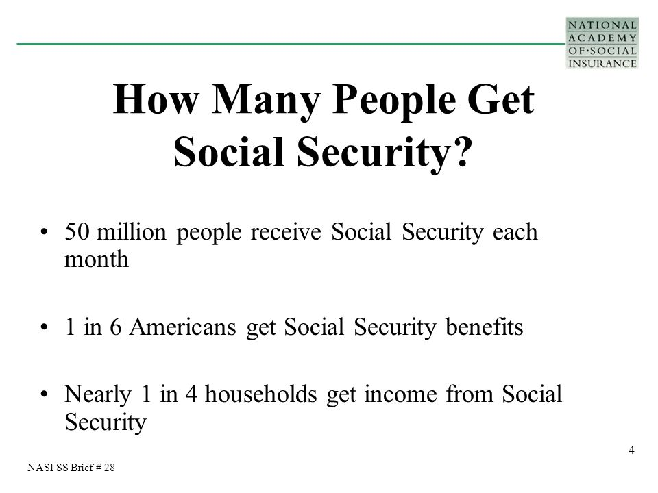 5 Who Gets Social Security.