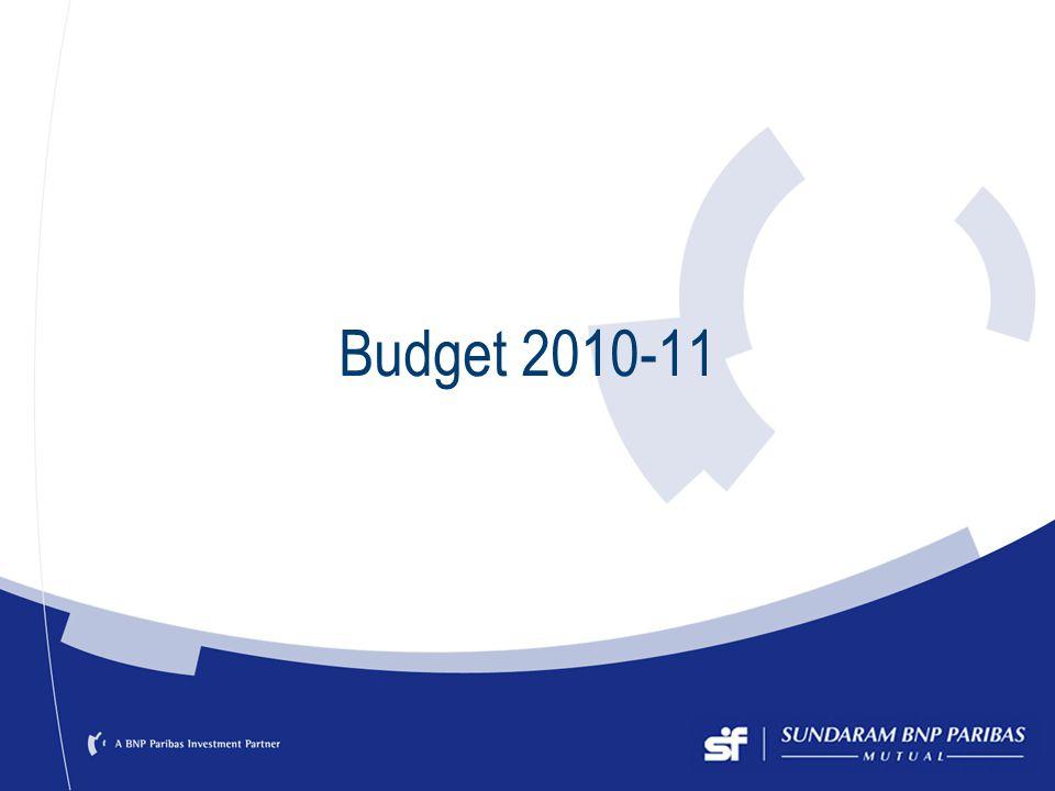 Budget 2010-11