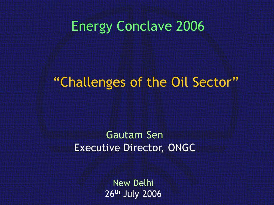 Source: Petroleum Exploration & Production Activities, India, 2004-05, DGH E&P Scenario…India Up to 200m Isobath –1.78 Million Sq.