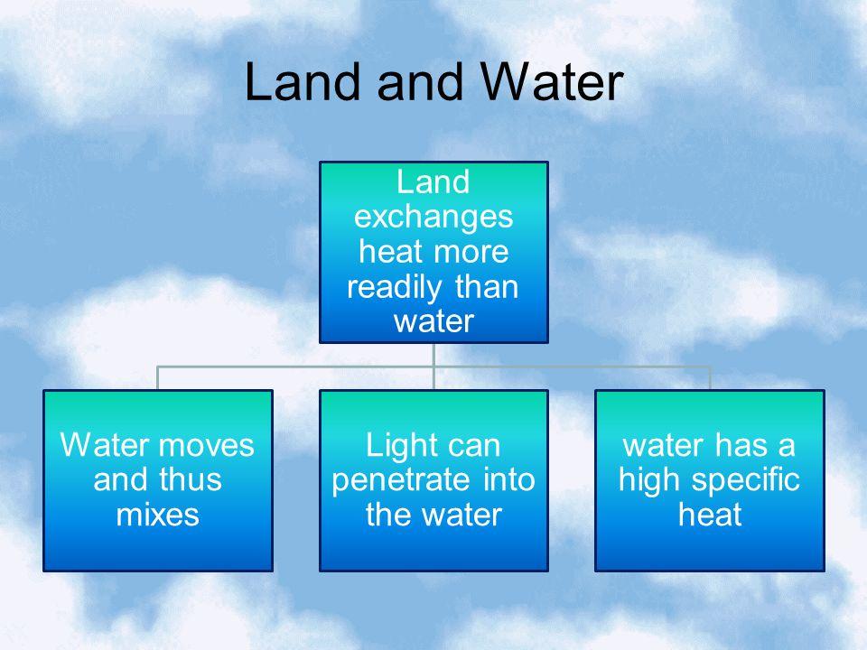 Ocean currents Ocean currents transfer heat
