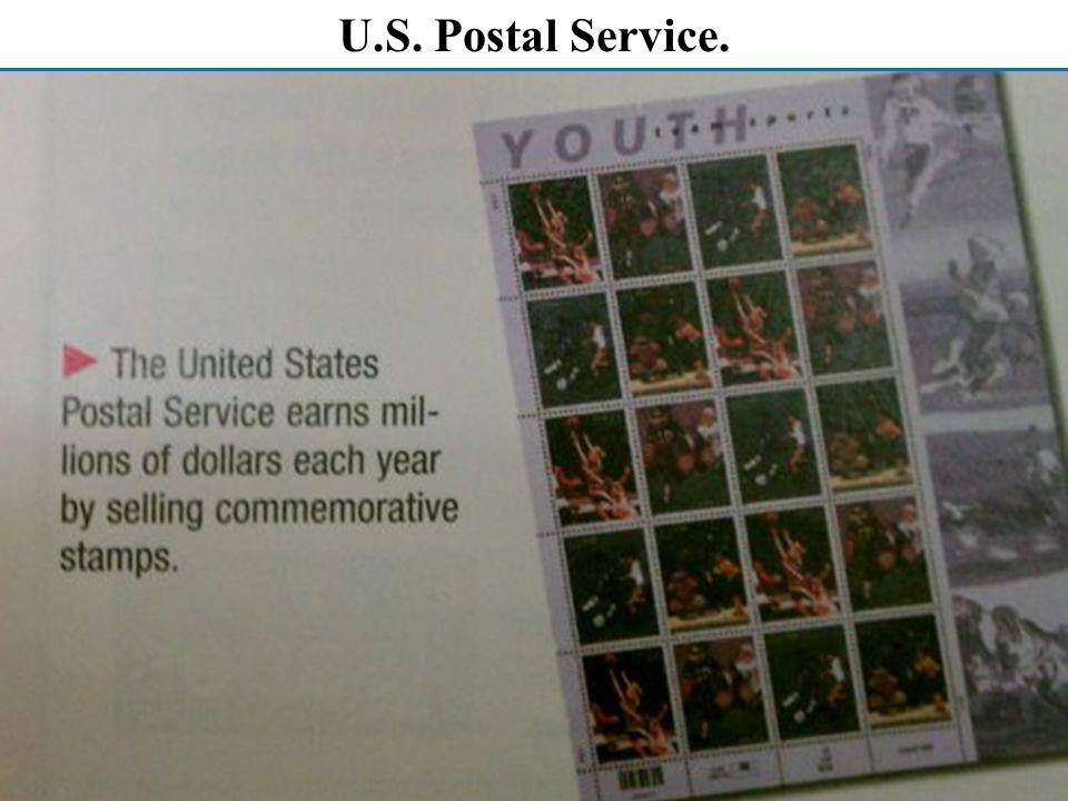 U.S. Postal Service.