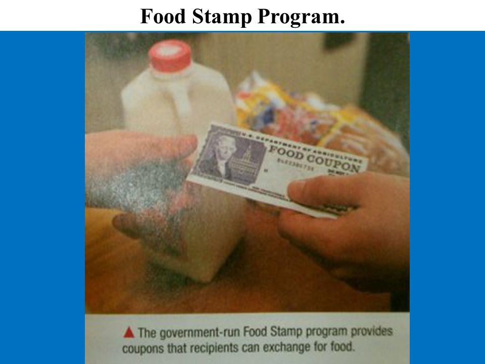 Food Stamp Program.