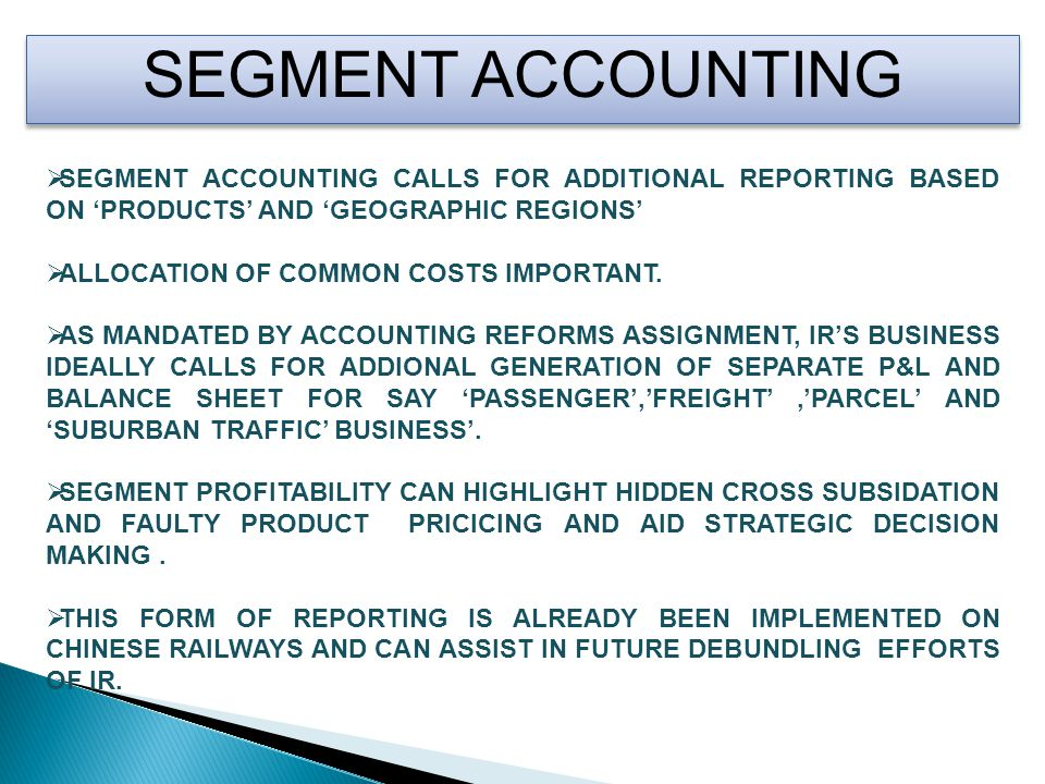  IR SHOULD BE GUIDED BY ACCOUNTING STANDARDS (AS-9) ISSUED BY ICAI.