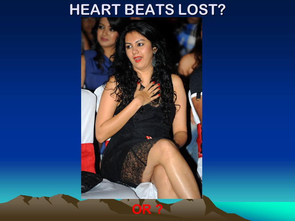 HEART BEATS LOST OR