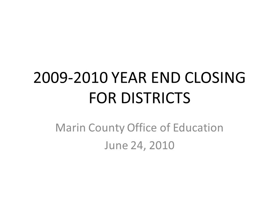 Receivables – Payables (Receivables) Tier III flexible categorical programs As districts closed 2008-09 books, there were two options a district could use in order to transition the Tier III programs receivables and balances into the new year.