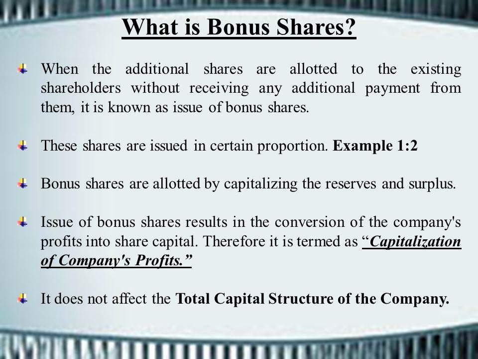 Before Bonus issue LiabilitiesRs.AssetsRs.