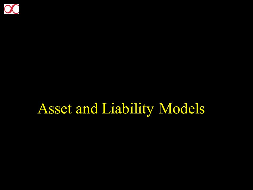 Asset and Liability Models