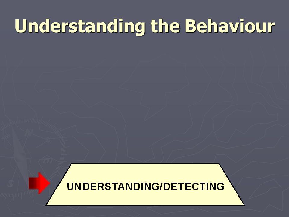 Understanding the Behaviour