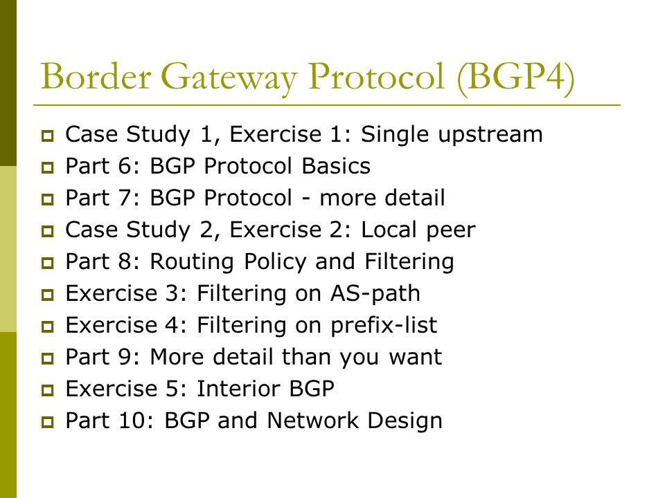 Best Practices...