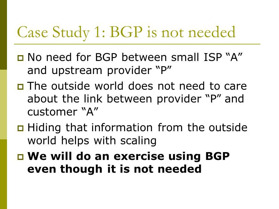 160.10.0.0/16 150.10.0.0/16 192.10.1.0/30.2 AS 100 AS 200 C.1 B A.2 192.20.2.0/30 AS 300 E D 140.10.0.0/16 BGP Update Messages Network Next-Hop Path 150.10.0.0/16 192.10.1.1 200 160.10.0.0/16 192.10.1.1 200 100 Next Hop Attribute  Next hop not changed between iBGP peers