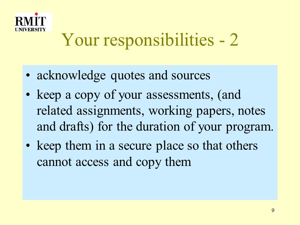 10 Acknowledging your Sources: Citation and Referencing Systems There are several different systems.