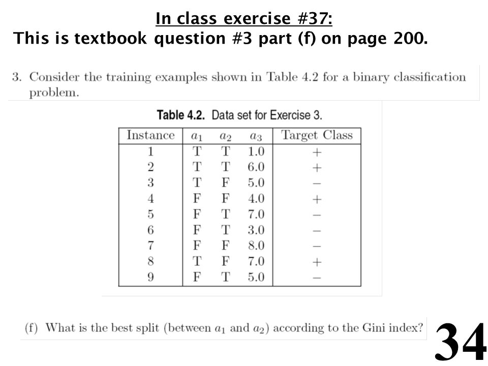 34 In class exercise #37: This is textbook question #3 part (f) on page 200.