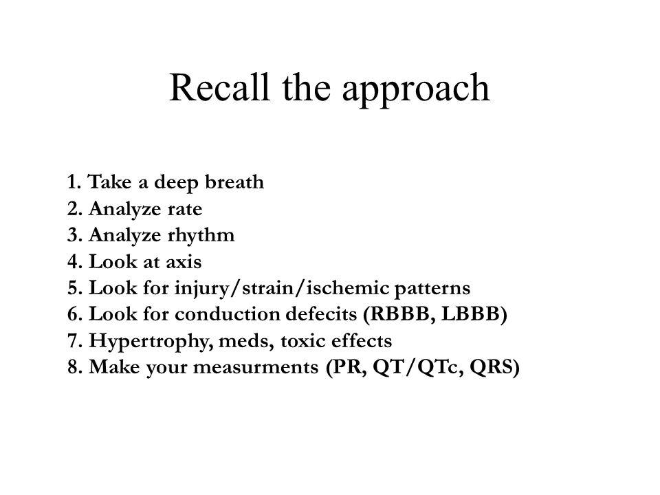 Interpretation of EKG#5: Baseline sinus rhythm.