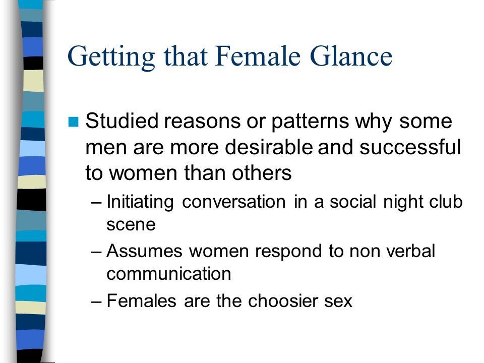 Different Sections of Study Nonverbal Communication Categories –Intra-sexual Touch –Space Maximization Movements –Close vs.