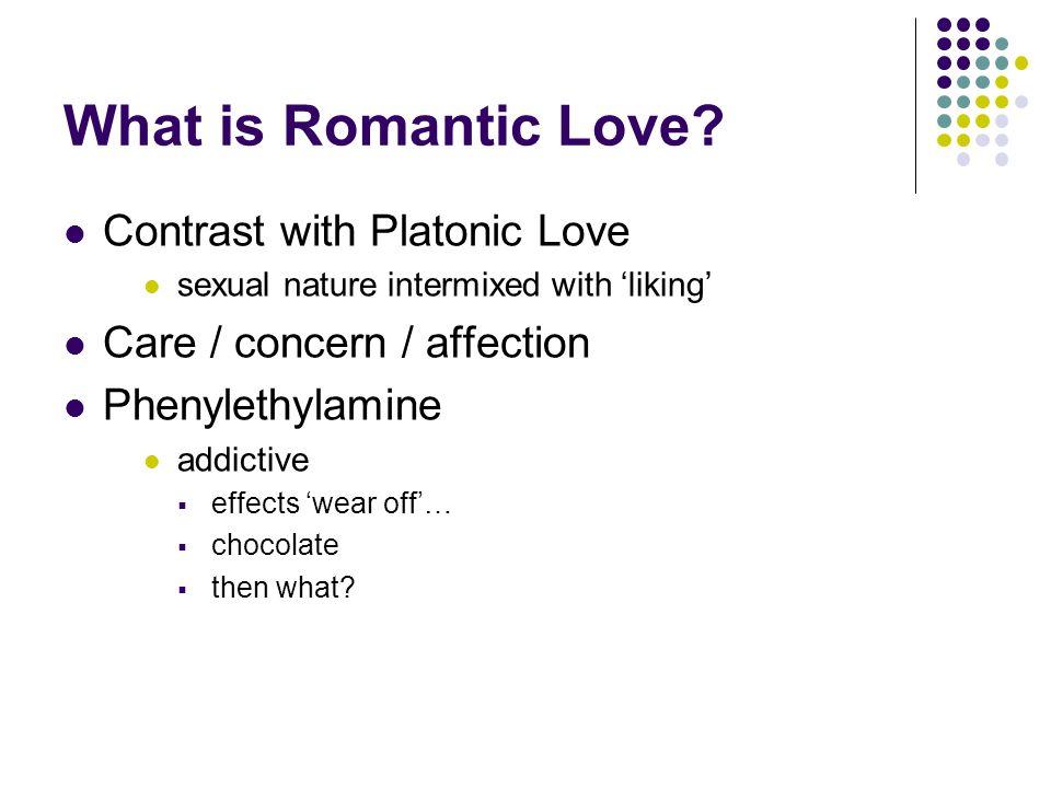What is Romantic Love.