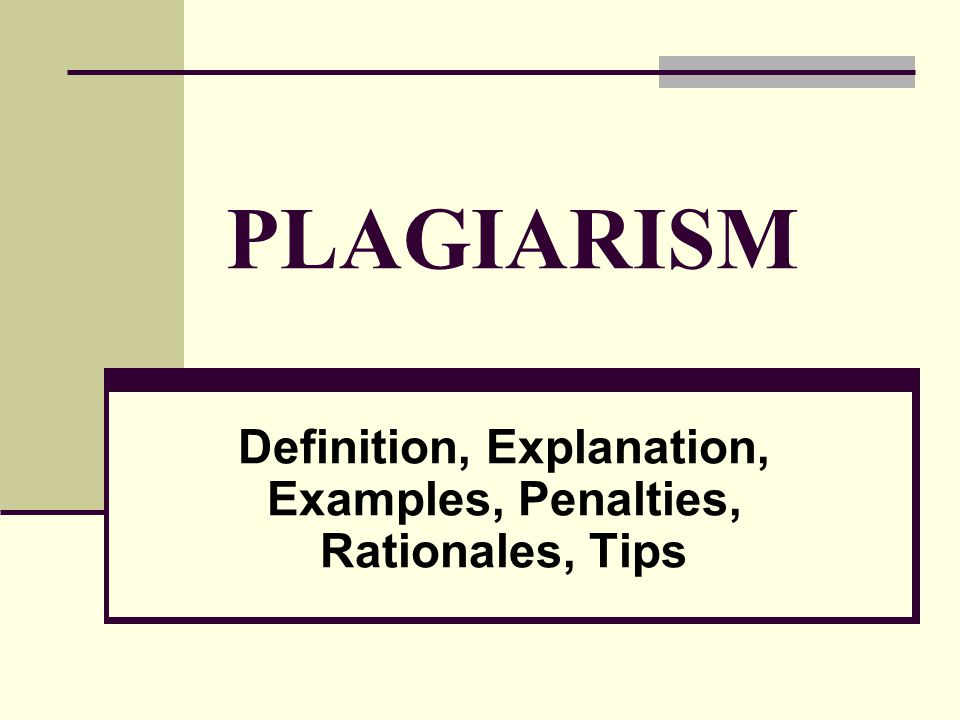 22 THE BIG DEAL EFFECTS of PLAGIARISM oPlagiarism devalues college depreciate, demeans cheapens the grade cheapens the degree cheapens the college, university, institution – weakens its academic reputation cheapens college in general M-H