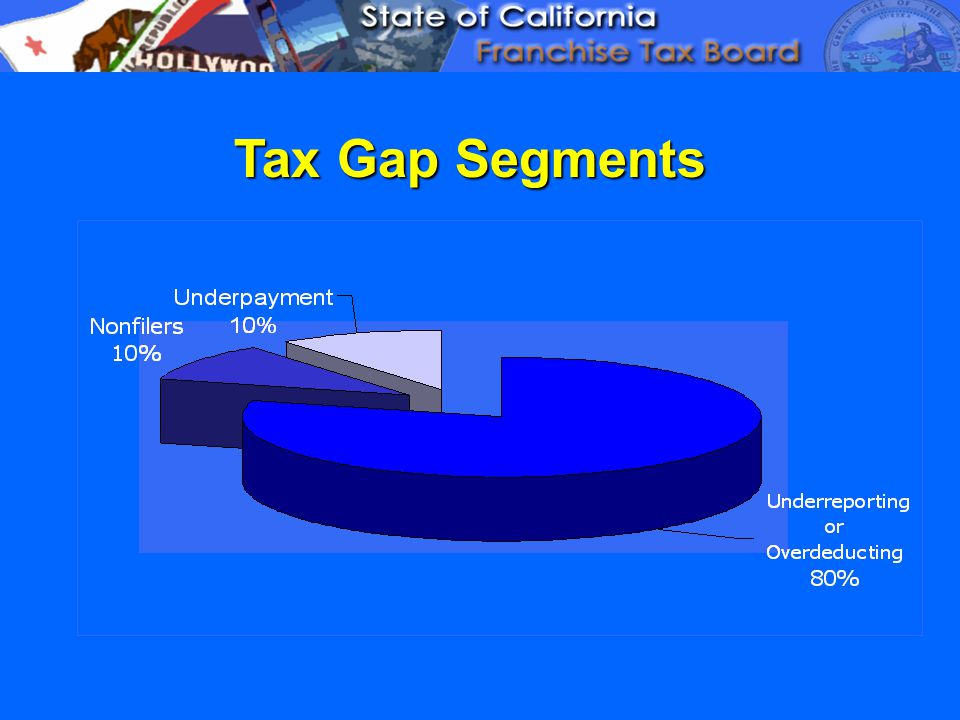 Tax Gap Segments
