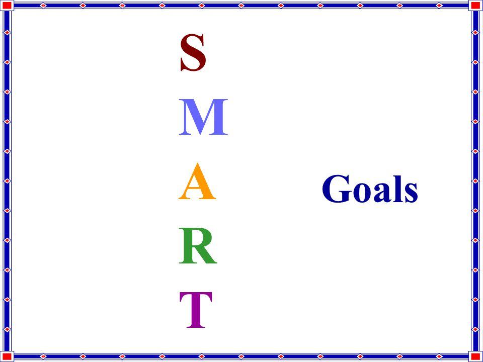 Goals SMARTSMART