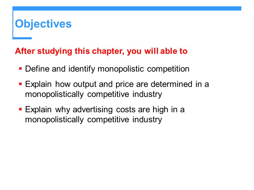 Oligopoly Games The firms maximize economic profit by producing the quantity at which MC I = MR.