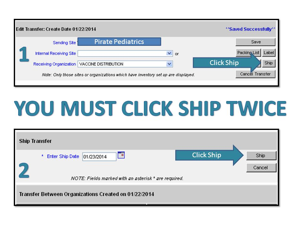 Click Ship Pirate Pediatrics Click Ship