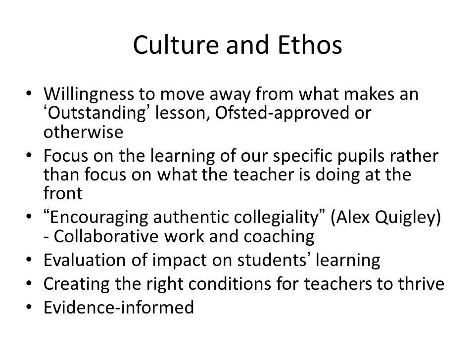 Professional Development Leading a Collaborative Enquiry